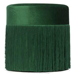 Sittpuff grön.